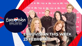 Eurovision This Week - 23 February 2021