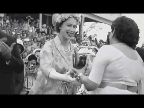 Old Calcutta- Queen Elizabeth- Grand welcome.