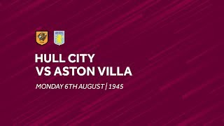 Hull City 1-3 Aston Villa | Extended highlights