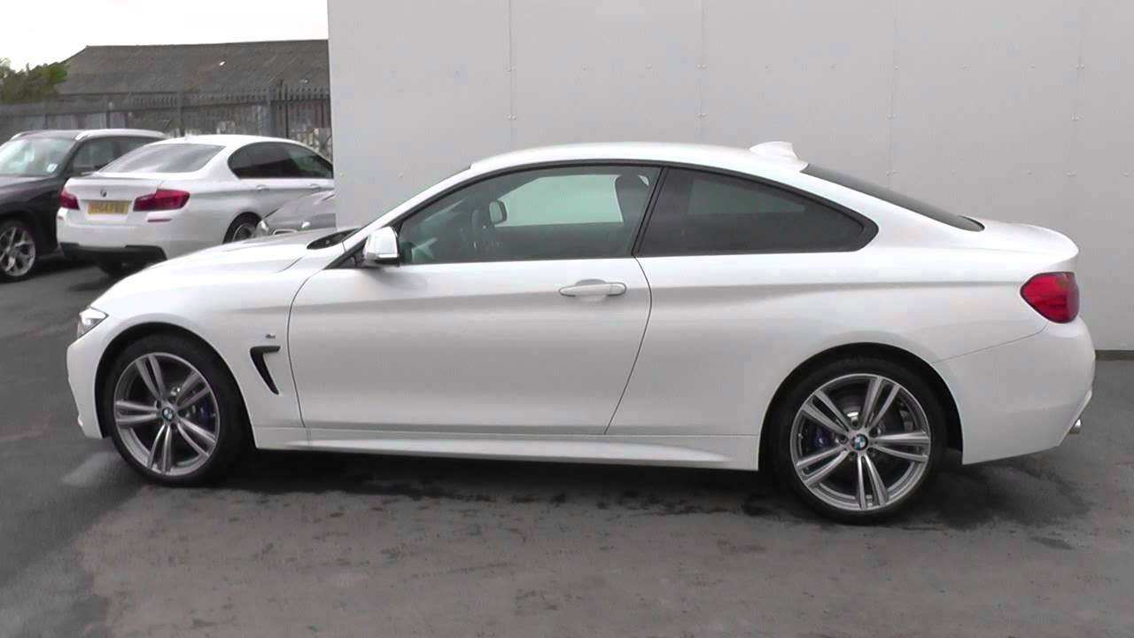 bmw 4 series 430d xdrive m sport 2dr auto u18899 youtube. Black Bedroom Furniture Sets. Home Design Ideas