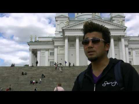 アキーラさん訪問②フィンランド・ヘルシンキ大聖堂・Helsinki-church,Finland