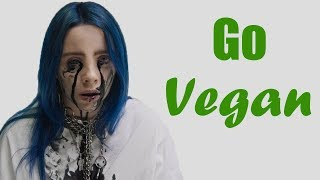 Billie Eilish is Shoving the Vegan Diet Down our Throats Video