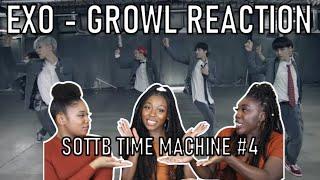 SOTTB Time Machine #4: EXO 엑소 '으르렁 (Growl)' MV 2nd V…