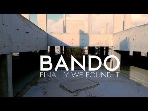 We finally found BANDO in Dubai! FPV drone freestyle