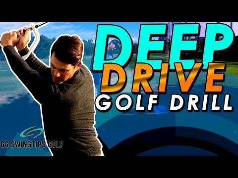 Deep Driver Golf Drills For Distance and Accuracy