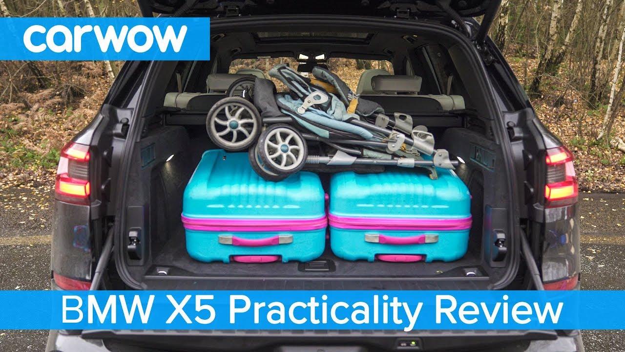 Bmw X5 Cargo Space >> New Bmw X5 Review Carwow
