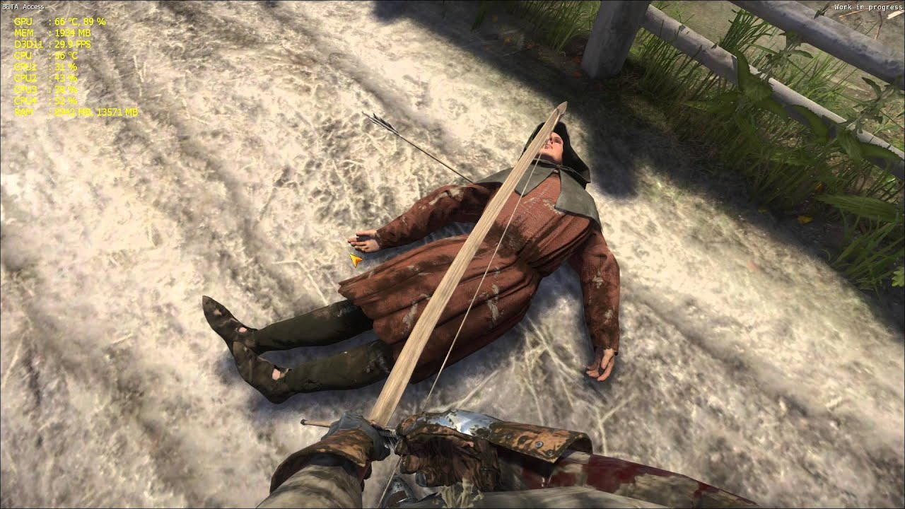 What Happens When You Kill Civilians in Kingdom Come: Deliverance