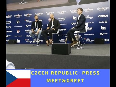 CZECH REPUBLIC - Mikolas Josef: Press Meet&Greet (2018)