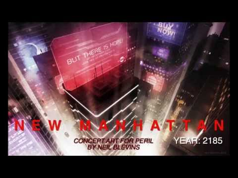 PERIL: DECONSTRUCTING EARTH AND LIFE IN THE YEAR 2185