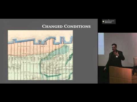 """Disaster Response in Urban Heritage Environments"" at 2012 Historic Preservation Symposium"