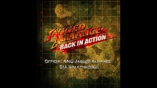 Jagged Alliance: BIA - Complete Walkthrough