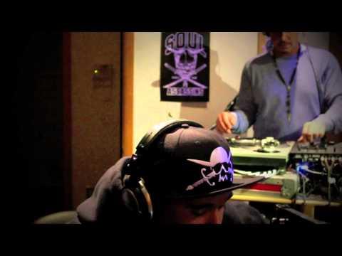Bambu Freestyle on SA Radio (February 7, 2011)