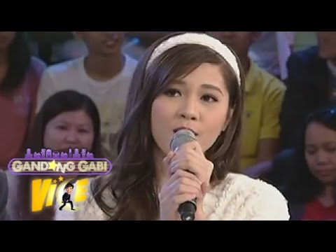 Janella Salvador sings