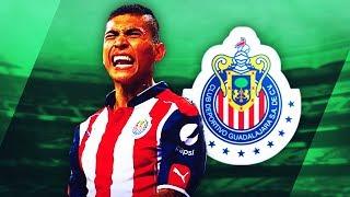 7c3570c4268 ORBELIN PINEDA | Goals, Skills, Assists | Chivas | 2016 (HD)