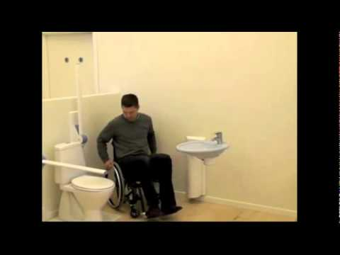 Lavabo missisipi ba o accesible youtube for Altura lavabo minusvalidos