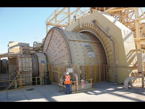 SAG MILL Hindustan Zinc Limited (HZL) RAMPURA AGUCHA ZINC MINES - Vedanta Resources