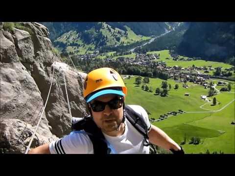 Bonus Video - Off the Range: Via Ferrata Kandersteg