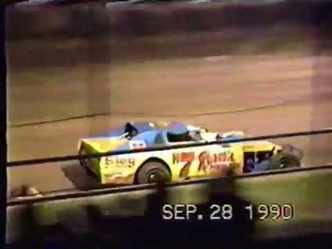 Spoon River Speedway - 9/28/90