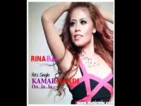 RINA BULE - KAMAR MANDI