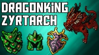 [Tibia Boss Guide] Dragonking Zyrtarch | Forgotten Knowledge Quest