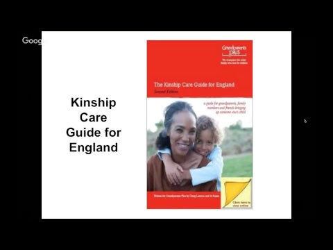 Kinship Care Week webinar: A day in the life of a kinship carer