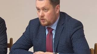И о  Главы г  Ржева Крылов Р  С  на совещание по задолженностям предприятий по оплате электроэнергии