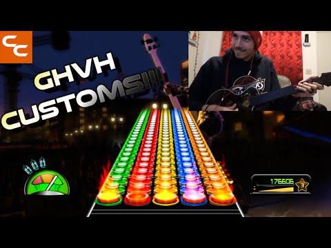 Crazy Guitar Hero Van Halen CUSTOMS