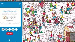Where's Waldo? Explore the World this week with Google Maps and Waldo