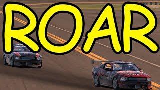 ROAR! 2.4 Hours Daytona -- 2nd split - Mustang