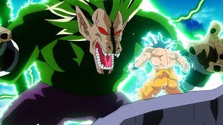 Broly's Future - 6th Transformation?
