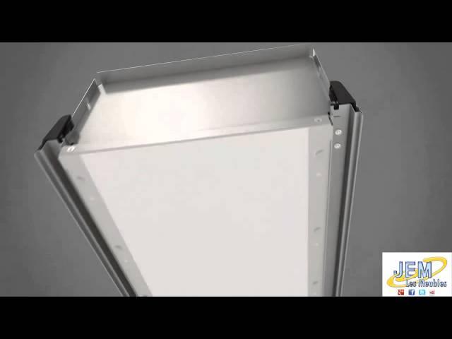 Montage Caisson Four Et Micro Ondes Youtube