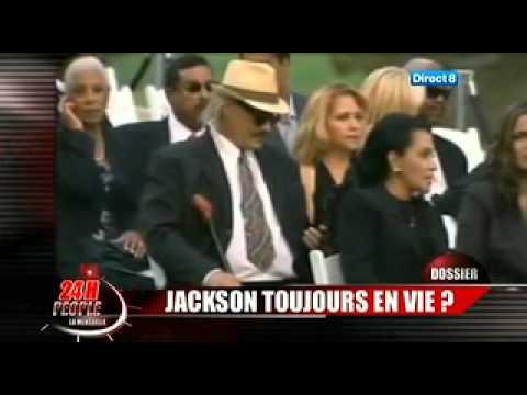 Michael Jackson vivant - Le reportage qui enflamme le web !