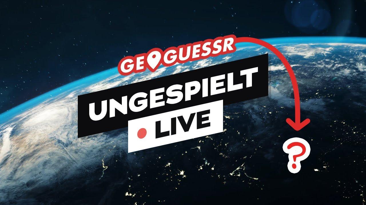 Download #ungeklickt - Hater Angriff auf YTer / Satter Hugo / 115.000€ LIVE Event! + Geoguessr 🔴 LIVE