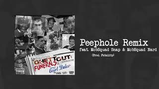 Starlito - Peephole Remix feat. MobSquad Snap & MobSquad Nard (Prod. Fatality)