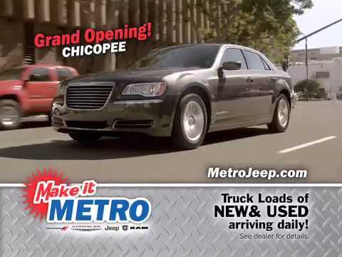 Grand Opening At Metro Chrysler Dodge Jeep Ram