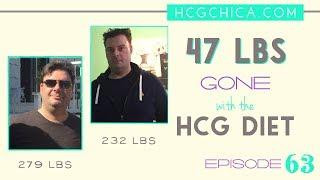 Men on hCG Diet Interview - Thomas - Episode 63