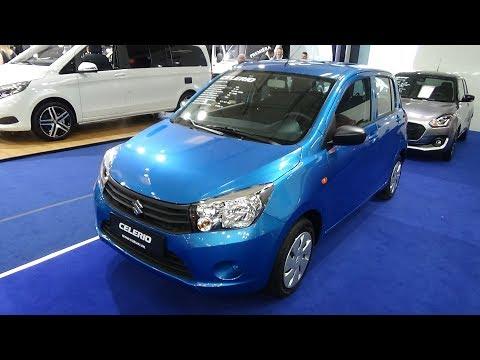 2018 Suzuki Celerio 1.0 GL - Exterior and Interior - Auto Salon Bratislava 2018