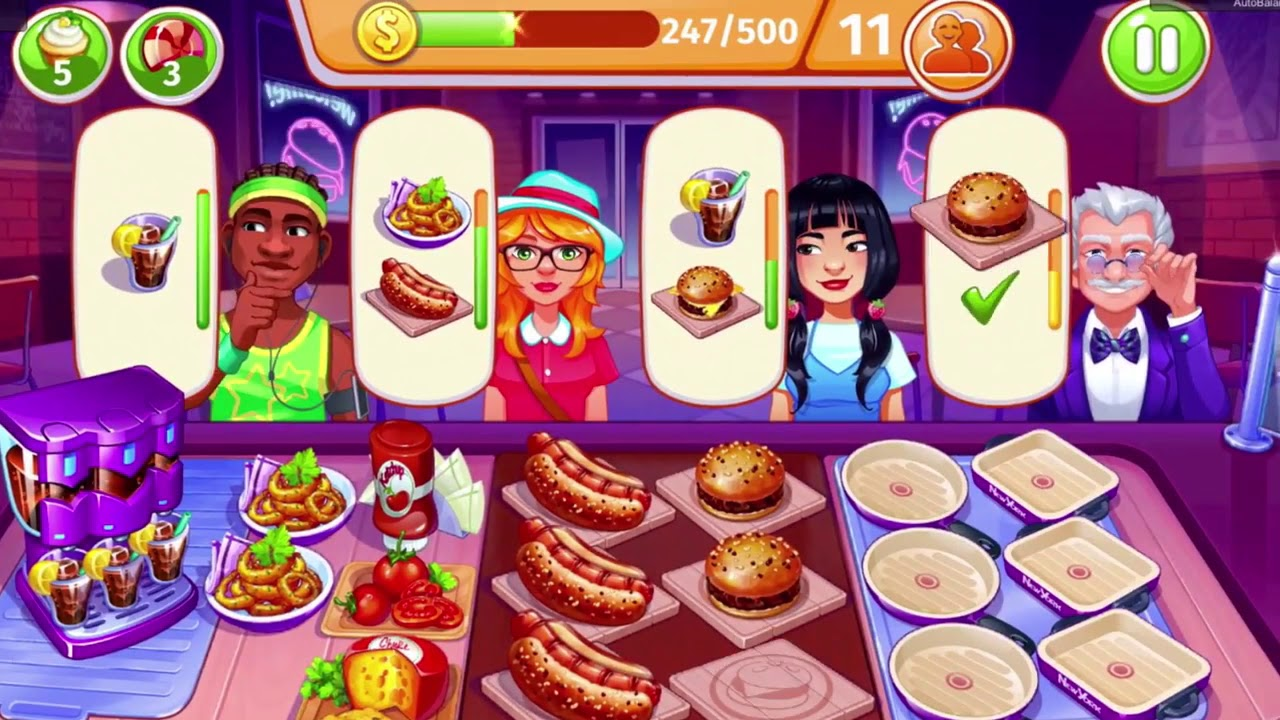 cooking games for iphone free