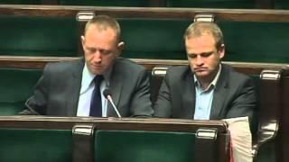 [82/358] Robert Telus: Wysoka Izbo! Panie Ministrze! Mówimy o bardzo ważnej sprawie, o skandali...