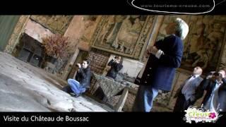 La vie de Château à Boussac dans la Creuse