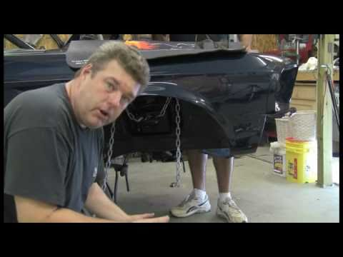 Episode 5 How not to die removing a Mustang, Falcon ...