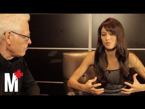 Brian D. Johnson interviews Olga Kurylenko