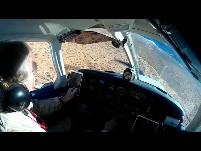 Monument Valley Landing