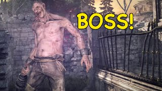 A F#%KING GIANT! [THE EVIL WITHIN] [#09]