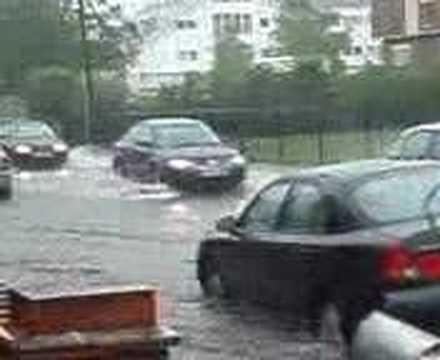 Willesden Green Flood 21.7.2007