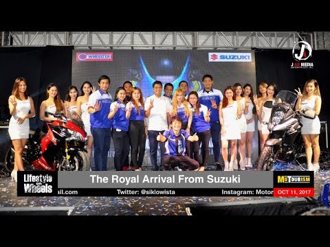 Suzuki Big Bike Center @ San Fernando, Pampanga! News Update (October 11, 2017)