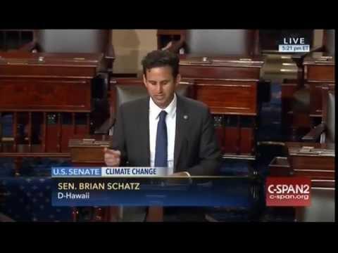 Schatz Exposes Climate Deniers