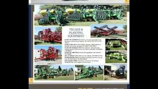 Blanton Farms Auction Preview - Washington C.H., Ohio 12/17/14