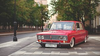 Lada 1500 Red Flame on AIR
