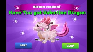 Have You got Valentine Dragon-Dragon Mania Legends | Wings of Love Solo Event | DML